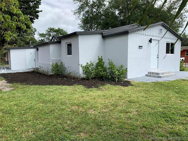 2955 NW 90th St, Miami, FL 33147 (MLS #A11028145) :: Prestige Realty Group
