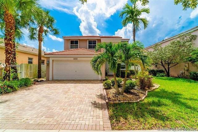 5050 SW 163rd Ave, Miramar, FL 33027 (MLS #A11028163) :: The Riley Smith Group