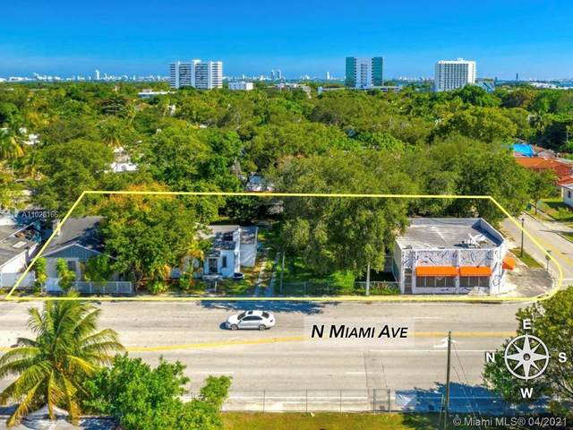4505-4543 N Miami Ave, Miami, FL 33127 (MLS #A11028166) :: The Teri Arbogast Team at Keller Williams Partners SW