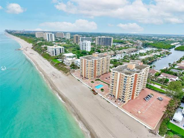 4505 S Ocean Blvd #203, Highland Beach, FL 33487 (MLS #A11028213) :: The Teri Arbogast Team at Keller Williams Partners SW