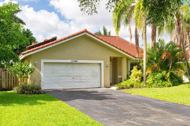 10380 NW 31st St, Coral Springs, FL 33065 (MLS #A11028225) :: The Teri Arbogast Team at Keller Williams Partners SW