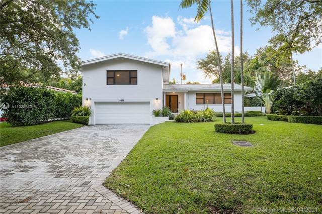 4414 Toledo St, Coral Gables, FL 33146 (MLS #A11028260) :: The Riley Smith Group