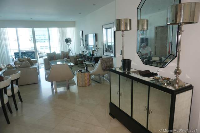 10101 Collins Ave 19C, Bal Harbour, FL 33154 (MLS #A11028267) :: The Riley Smith Group