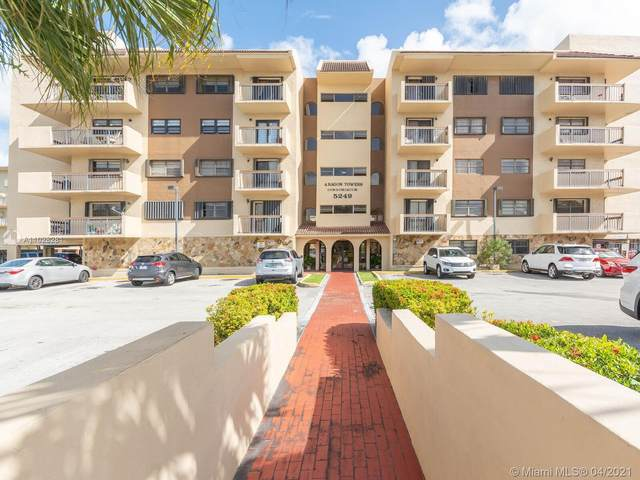 5249 NW 7th St #409, Miami, FL 33126 (MLS #A11028281) :: The Teri Arbogast Team at Keller Williams Partners SW