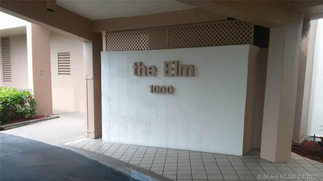 1000 St Charles Pl #516, Pembroke Pines, FL 33026 (MLS #A11028293) :: Search Broward Real Estate Team