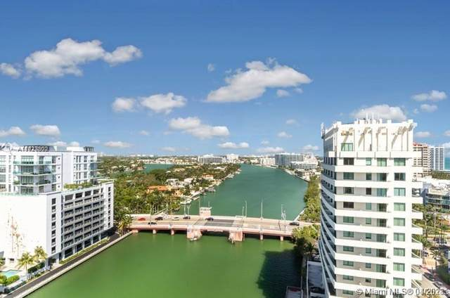 6000 Indian Creek Dr 16B, Miami Beach, FL 33140 (MLS #A11028302) :: Compass FL LLC