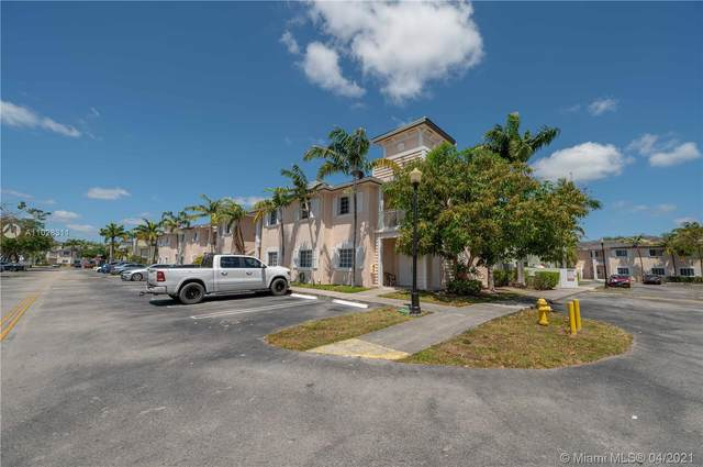 2733 NE 3rd Ct #206, Homestead, FL 33033 (MLS #A11028311) :: Equity Realty