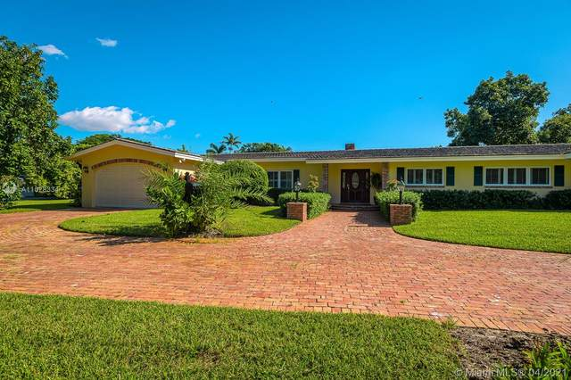12801 SW 64th Ct, Pinecrest, FL 33156 (MLS #A11028334) :: Green Realty Properties