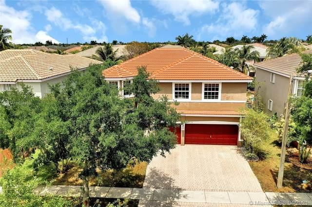 16197 SW 16th St, Pembroke Pines, FL 33027 (MLS #A11028339) :: Search Broward Real Estate Team