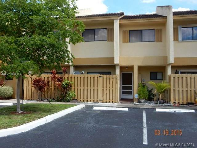 3591 NW 91st Ln #3591, Sunrise, FL 33351 (MLS #A11028348) :: Search Broward Real Estate Team