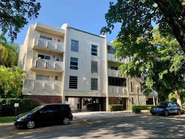 1650 S Le Jeune Rd #302, Coral Gables, FL 33134 (MLS #A11028444) :: Lucido Global