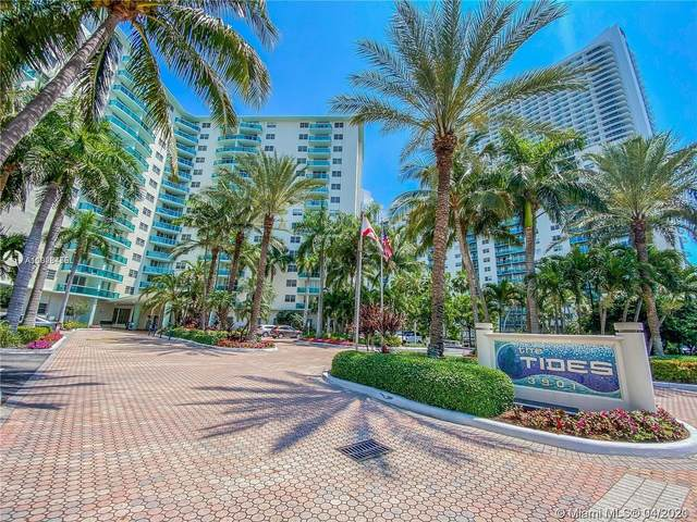 3901 S Ocean Dr 11Z, Hollywood, FL 33019 (MLS #A11028455) :: The Howland Group