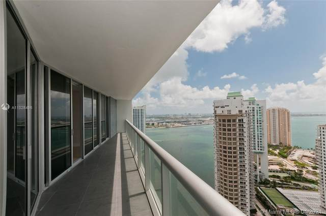465 Brickell Ave #3603, Miami, FL 33131 (MLS #A11028496) :: The Riley Smith Group