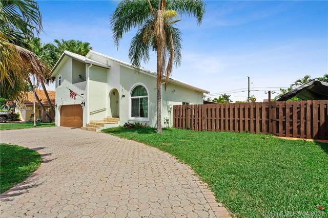 10421 SW 66th Ter, Miami, FL 33173 (MLS #A11028506) :: The Rose Harris Group