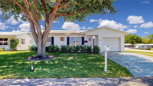 1621 NW 87th Ln, Plantation, FL 33322 (MLS #A11028515) :: Search Broward Real Estate Team