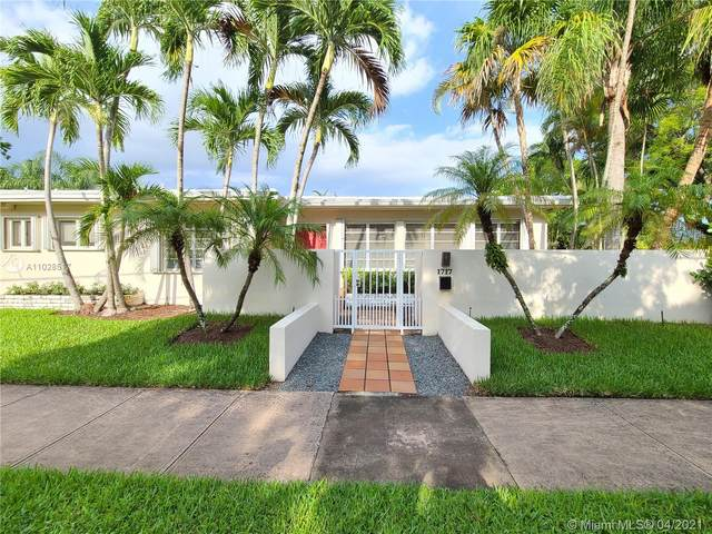 1717 Madrid St, Coral Gables, FL 33134 (MLS #A11028517) :: The Paiz Group