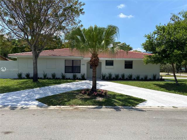 1392 NW 93rd Ter, Coral Springs, FL 33071 (MLS #A11028533) :: The Paiz Group