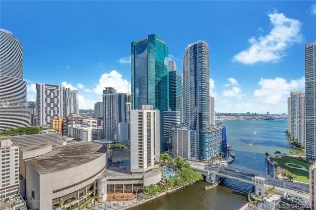 31 SE 5th St #2708, Miami, FL 33131 (MLS #A11028562) :: Search Broward Real Estate Team