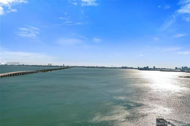 480 NE 31st St #4304, Miami, FL 33137 (MLS #A11028586) :: The Howland Group