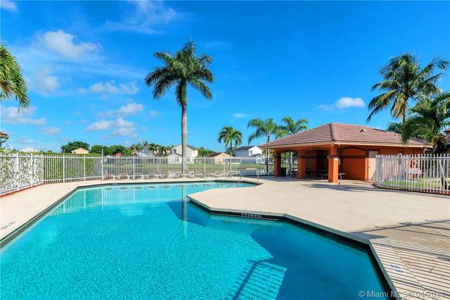 18851 NW 19th St, Pembroke Pines, FL 33029 (MLS #A11028587) :: Prestige Realty Group