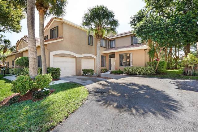 7525 NW 61st Ter #202, Parkland, FL 33067 (MLS #A11028596) :: The Riley Smith Group