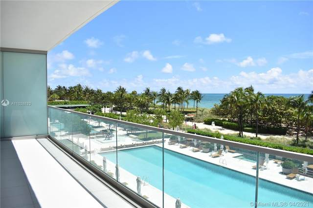 10201 Collins Ave #301, Bal Harbour, FL 33154 (MLS #A11028623) :: United Realty Group