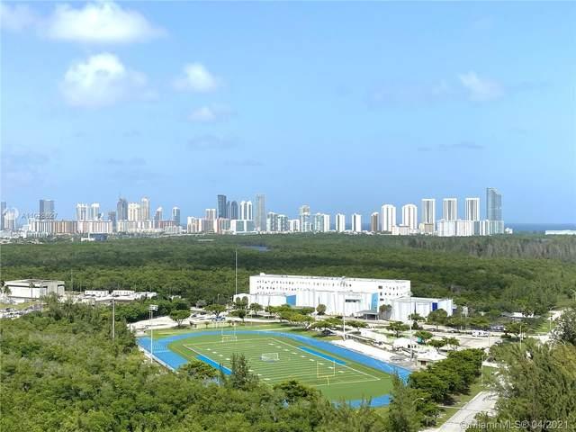 15051 Royal Oaks Ln #2202, North Miami, FL 33181 (MLS #A11028627) :: Compass FL LLC