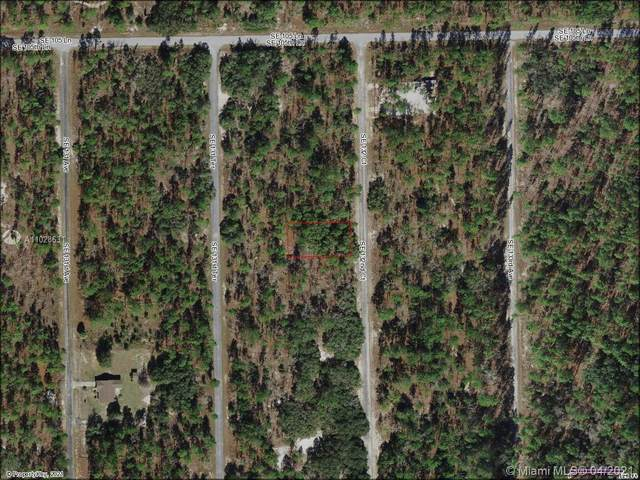 0 SE 132nd Ct, Other City - In The State Of Florida, FL 34431 (MLS #A11028631) :: Equity Realty