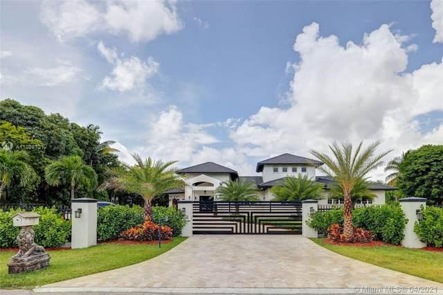 16580 SW 173rd Ave, Miami, FL 33187 (MLS #A11028721) :: Team Citron