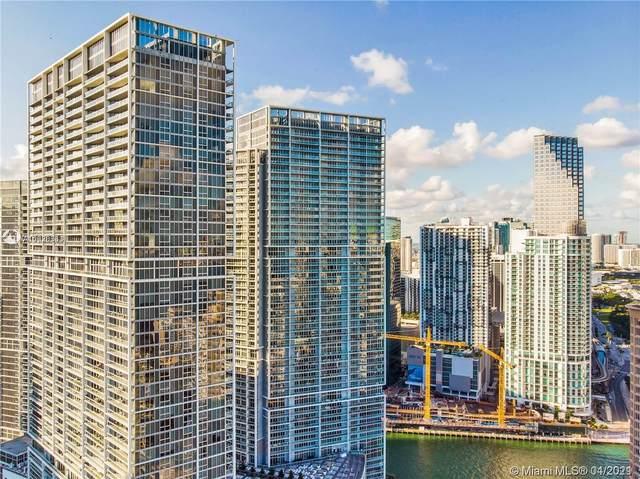495 Brickell Ave #3205, Miami, FL 33131 (MLS #A11028733) :: Berkshire Hathaway HomeServices EWM Realty