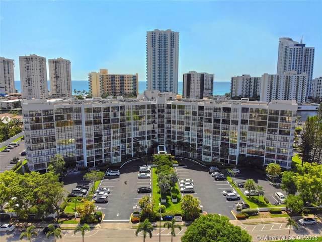 1000 Parkview Dr #127, Hallandale Beach, FL 33009 (MLS #A11028761) :: GK Realty Group LLC