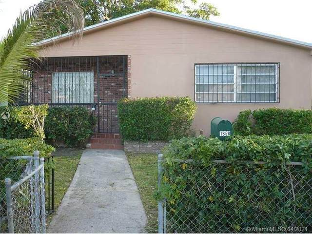 1858 NW 47th Ter, Miami, FL 33142 (MLS #A11028788) :: The Teri Arbogast Team at Keller Williams Partners SW