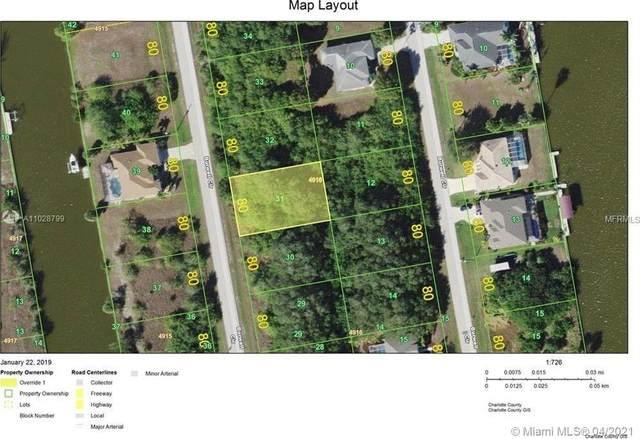 8149 Burwell Circle, Port Charlotte, FL 33981 (MLS #A11028799) :: Prestige Realty Group