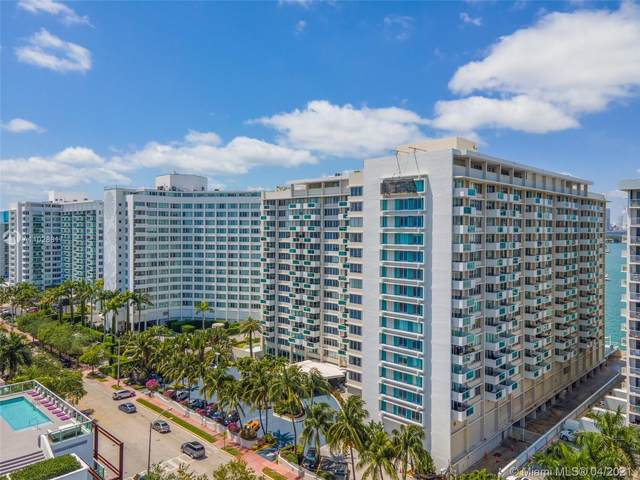 1200 West Ave #1514, Miami Beach, FL 33139 (MLS #A11028817) :: The Teri Arbogast Team at Keller Williams Partners SW