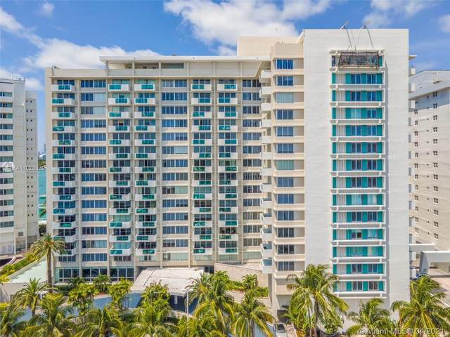 1200 West Ave #1424, Miami Beach, FL 33139 (MLS #A11028828) :: The Teri Arbogast Team at Keller Williams Partners SW