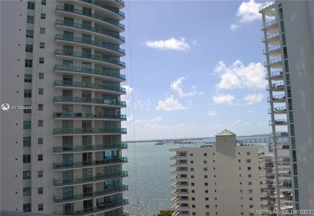 1300 Brickell Bay Dr #1708, Miami, FL 33131 (MLS #A11028836) :: Team Citron