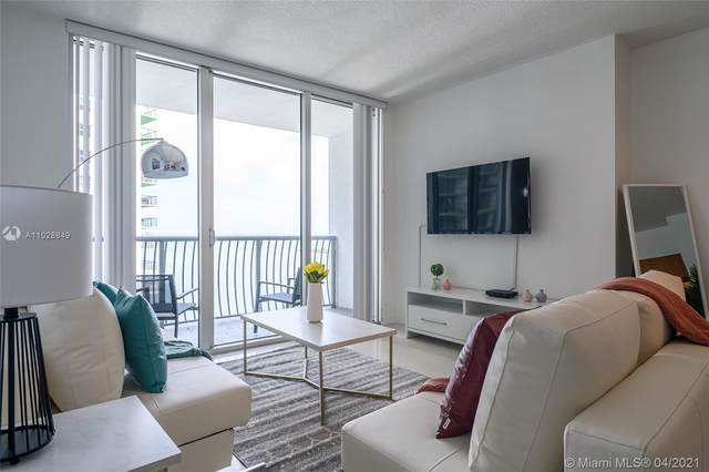 1750 N Bayshore Dr #2203, Miami, FL 33132 (MLS #A11028849) :: The Riley Smith Group