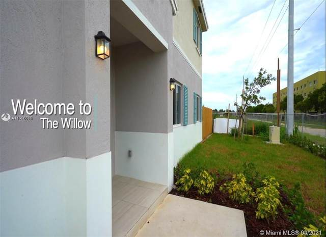 384 NW 12 PLACE #384, Florida City, FL 33034 (MLS #A11028859) :: The Teri Arbogast Team at Keller Williams Partners SW
