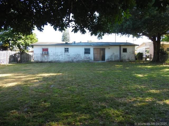 610 El Rancho Dr, Fort Pierce, FL 34982 (MLS #A11028943) :: The Jack Coden Group