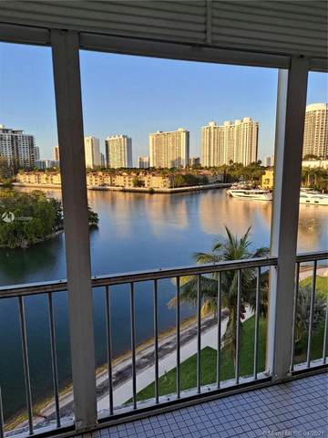 3030 Marcos Dr T604, Aventura, FL 33160 (MLS #A11028966) :: The Riley Smith Group