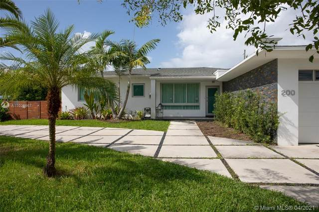 200 N Shore Dr, Miami Beach, FL 33141 (MLS #A11028967) :: The Teri Arbogast Team at Keller Williams Partners SW