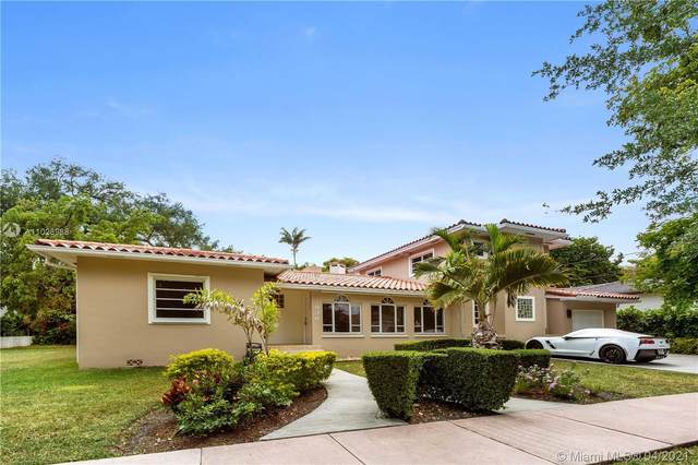 936 N Algaringo Ave, Coral Gables, FL 33134 (MLS #A11028988) :: Albert Garcia Team