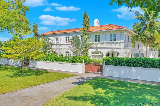 1217 Granada Blvd, Coral Gables, FL 33134 (MLS #A11029021) :: The Rose Harris Group