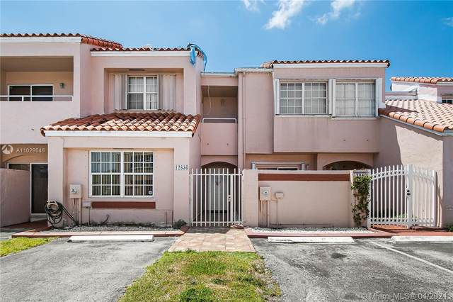 12836 SW 62nd Ln, Miami, FL 33183 (MLS #A11029046) :: The Rose Harris Group