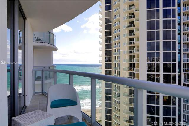 18683 Collins Ave #1708, Sunny Isles Beach, FL 33160 (MLS #A11029065) :: United Realty Group