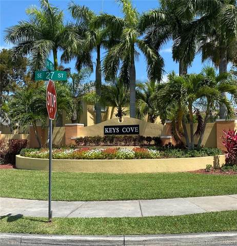 1660 SE 29th St #207, Homestead, FL 33035 (MLS #A11029103) :: The Riley Smith Group