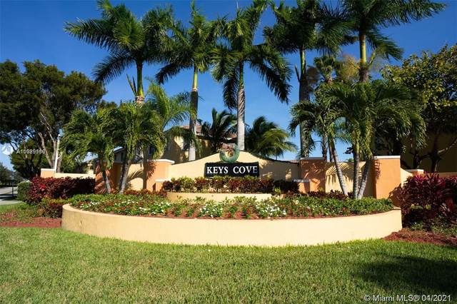 2551 SE 16th Ter #106, Homestead, FL 33035 (MLS #A11029168) :: The Riley Smith Group