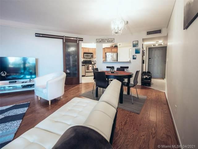 200 Leslie Dr #411, Hallandale Beach, FL 33009 (MLS #A11029191) :: Castelli Real Estate Services