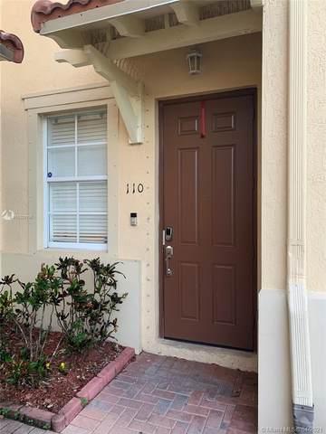 3350 NE 13th Circle Dr 110-21, Homestead, FL 33033 (MLS #A11029196) :: Compass FL LLC