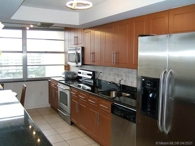18031 Biscayne Blvd #601, Aventura, FL 33160 (MLS #A11029235) :: Compass FL LLC